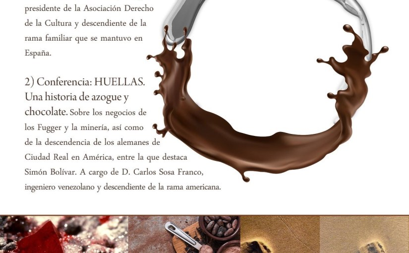 Huellas del Azogue y Chocolate