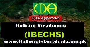 Gulberg ResIdencia (IBECHS Phase-III) Housing Scheme