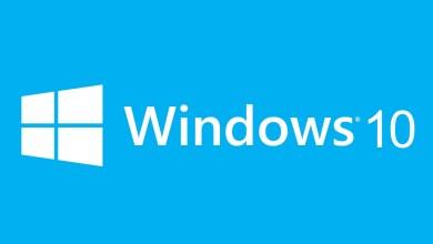مشاركة الانترنت من الكمبيوتر windows10