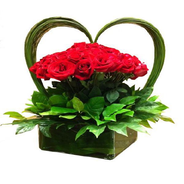 Simbolo del amor. Floristeria Alma Floral