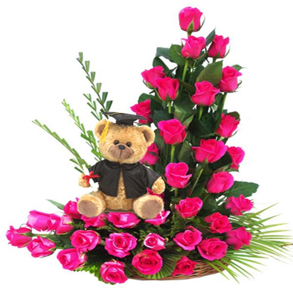 Grados. Flores y regalos