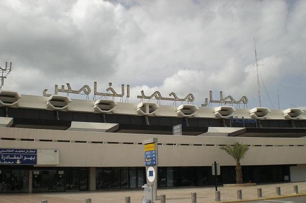 ارتفاع حركة النقل الجوي بمطار محمد الخامس الدولي بنسبة تفوق 14 في المائة