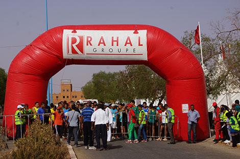 سباق وطني على الطريق بمدينة ورزازات