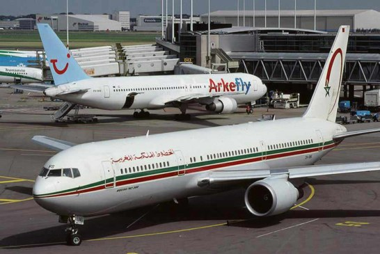 أشغال على قدم وساق للرفع من الطاقة الاستيعابية لمطار الدار البيضاء
