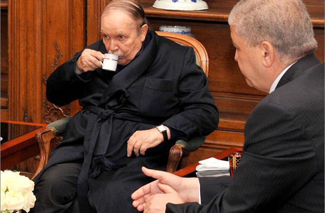 بوتفليقة يجري تعديلا ثانيا في عهد حكومة عبد المالك سلال