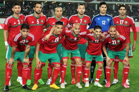 """المنتخب الوطني يرتقي بدرجتين في ترتيب """"الفيفا"""" الشهري"""