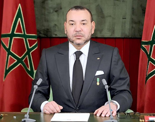 الملك يهنئ الأولمبيين المغاربة الشنتوف وأمكون ونويري