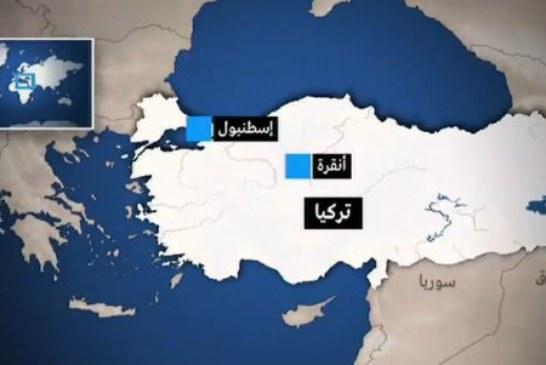 إغلاق البعثات الدبلوماسية الفرنسية في تركيا لأسباب أمنية