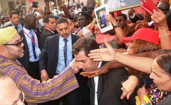 الملك محمد السادس يتوجه إلى رواندا