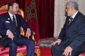 مستشارا الملك عبد اللطيف المنوني وعمر القباج يلتقيان رئيس الحكومة المعين