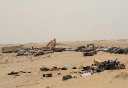 بعثة المينورسو تحذر عناصرها في الكركرات من هجمات إرهابية