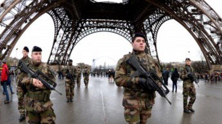 اعتقال شخصين خططا لتنفيذ هجوم أثناء الانتخابات الرئاسية بفرنسا
