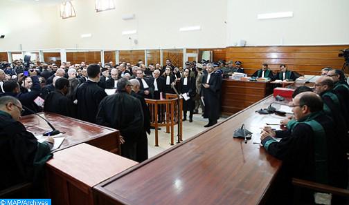 """محاكمة المتهمين في أحداث مخيم """"اكديم إيزيك"""" تسير وفق معايير """"المحاكمة العادلة"""""""