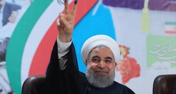 إيران… الإعلان رسميا عن فوز حسن روحاني بولاية رئاسية ثانية