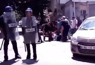 فضيحة الأمن الجزائري
