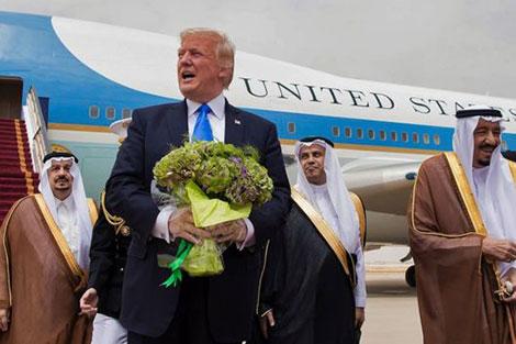 """ترامب: عزل قطر يشكل """"بداية نهاية"""" الإرهاب"""