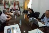 أمانة اتحاد المغرب العربي تشرف على دراسة تأهيل وتحديث القطار المغاربي