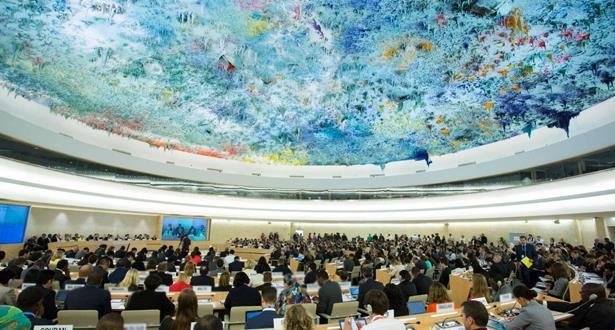 إشادة داخل مجلس حقوق الإنسان بشفافية وانفتاح المغرب