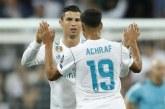 حكيمي يعود للظهور مع ريال مدريد بعد غيابه عن الديربي