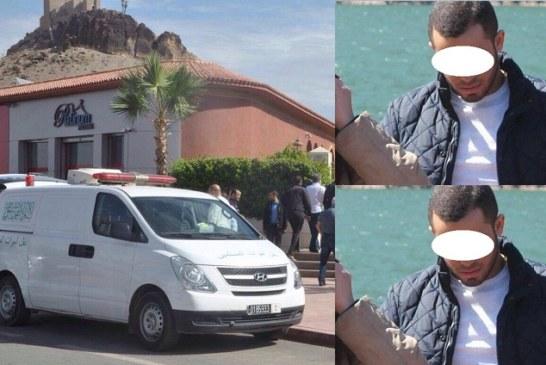 في أجواء حزينة للغاية… تشييع جثمان الشاب ضحية إطلاق النار على مقهى بمراكش