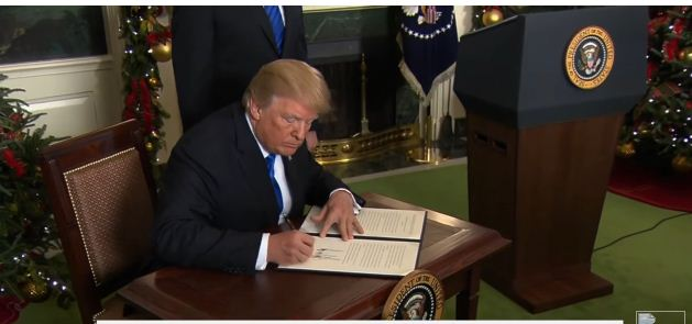 بالفيديو… قرار ترمب منعطف في تاريخ علاقة الرؤساء الأمريكيين بملف القدس