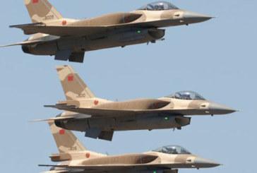 """الجيش المغربي سيعزز قدراته القتالية بصواريخ أمريكية لمقاتلات """"إف 16"""""""