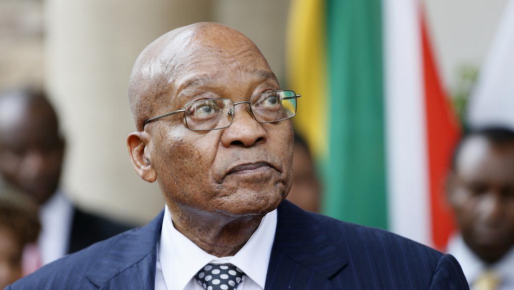 الحزب الحاكم بجنوب إفريقيا يقرر عزل جاكوب زوما من رئاسة البلاد