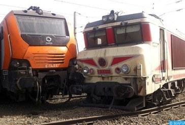 مقتل ستة أشخاص وإصابة 14 آخرين في حادث اصطدام مع قطار بطنجة