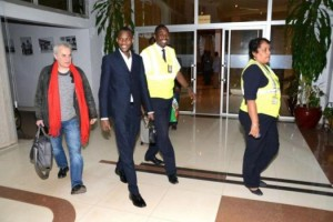 Lassana Bathily Arives in Mali