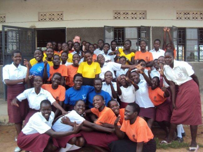 Africa ELI Students