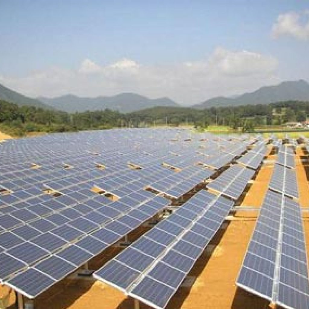 محطات شمسية