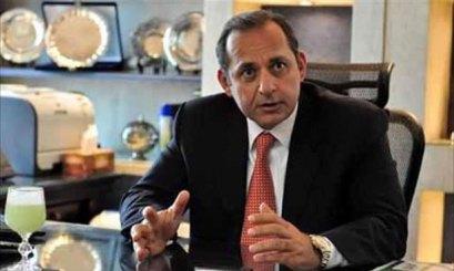 هشام عكاشة رئيس البنك الأهلى
