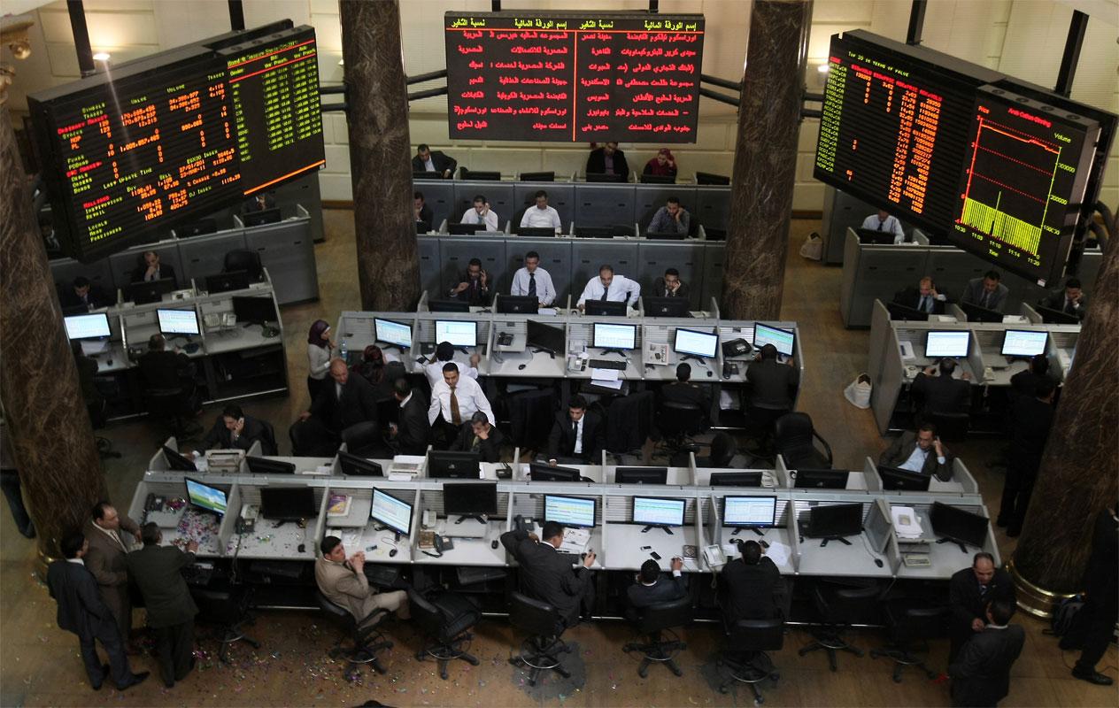 البورصة تهبط 1.6%.. والأسهم تخسر 10 مليارات جنيه فى أسبوع - جريدة المال