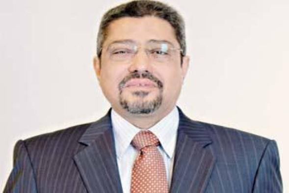 إبراهيم العربي رئيس غرفة القاهرة التجارية ورئيس مجلس إدارة توشيبا العربي 66