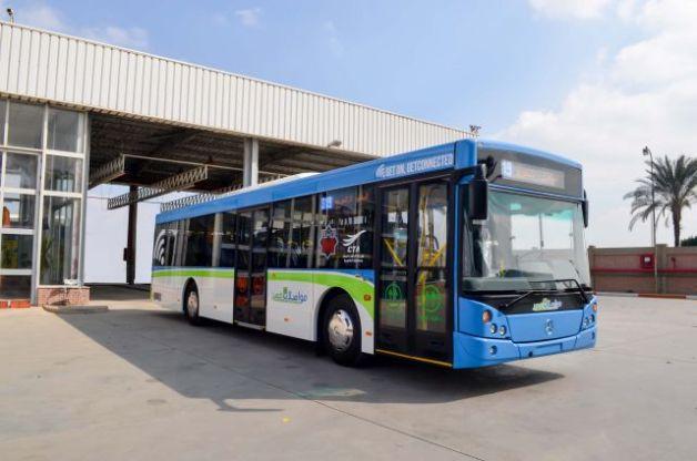 مواصلات مصر تطلق مشروع النقل الذكي من الجيزة إلى 6 أكتوبر