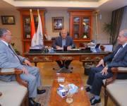 «الموانئ البرية» ترد على استفسارات التحالفات المتنافسة للفوز بمشروع 6 أكتوبر