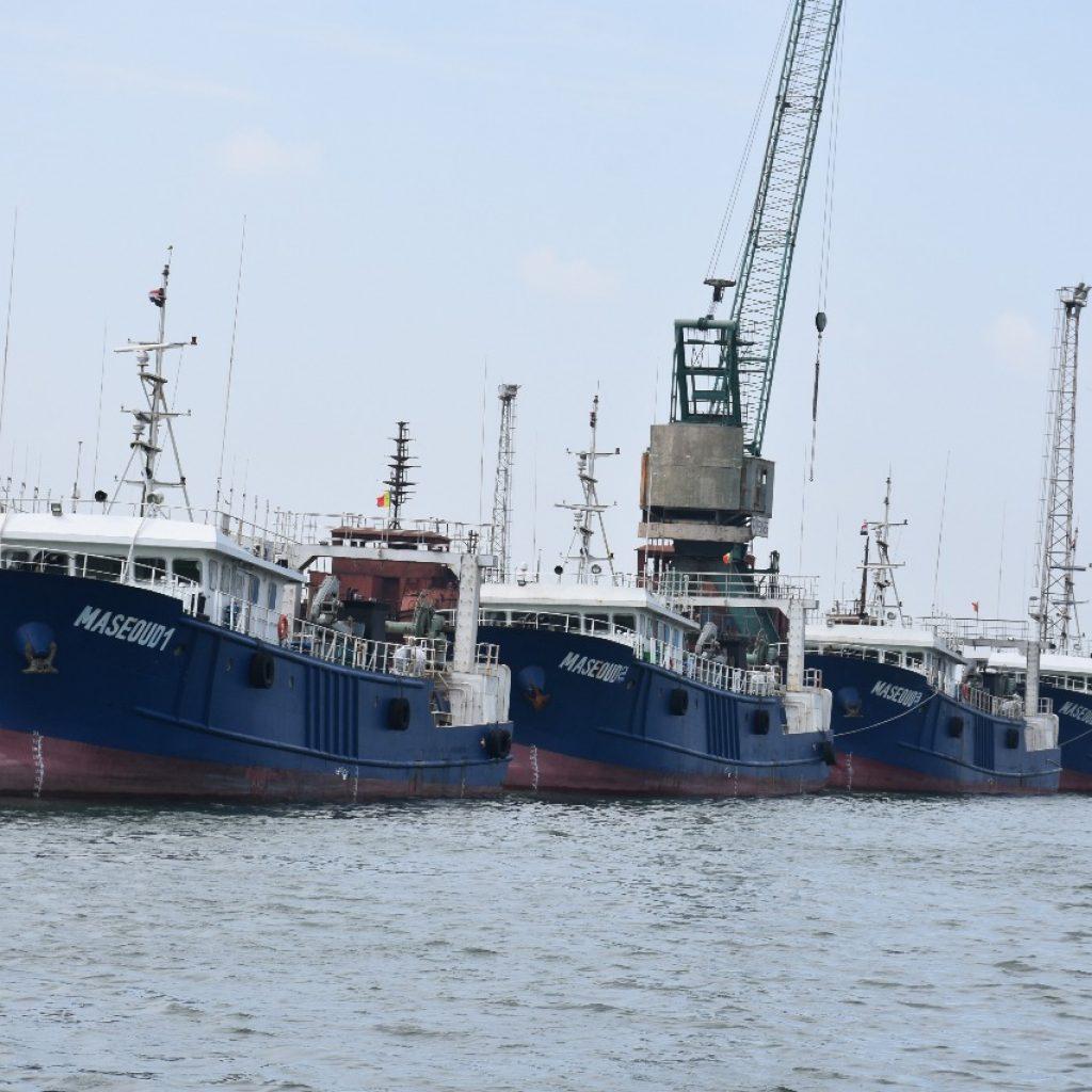 صيانة السفن