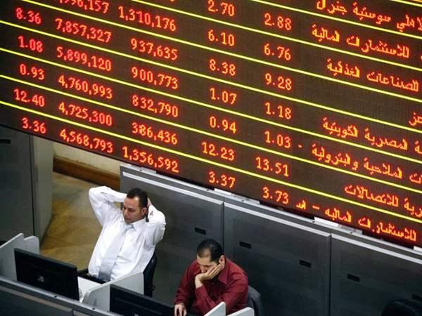 البورصة تتراجع 1% وتخسر 8 مليارات جنيه في اسبوع - جريدة المال