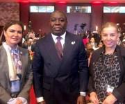 وزيرة الاستثمار: مصر تتفاوض مع مؤسسات التمويل الدولية لدعم البنية التحتية فى أفريقيا