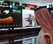 """4.590 مليار دولار """"تداولات"""" البورصة السعودية في أسبوع (انفوجراف)"""