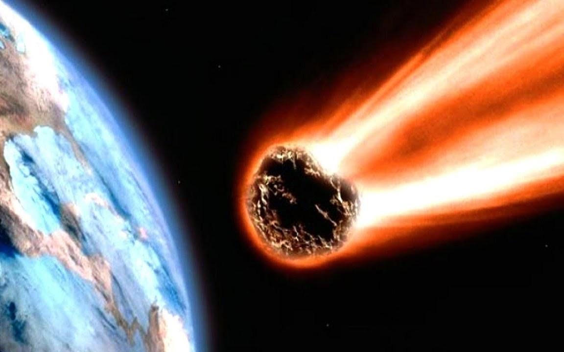 Asteroid Meteorit Unterschied