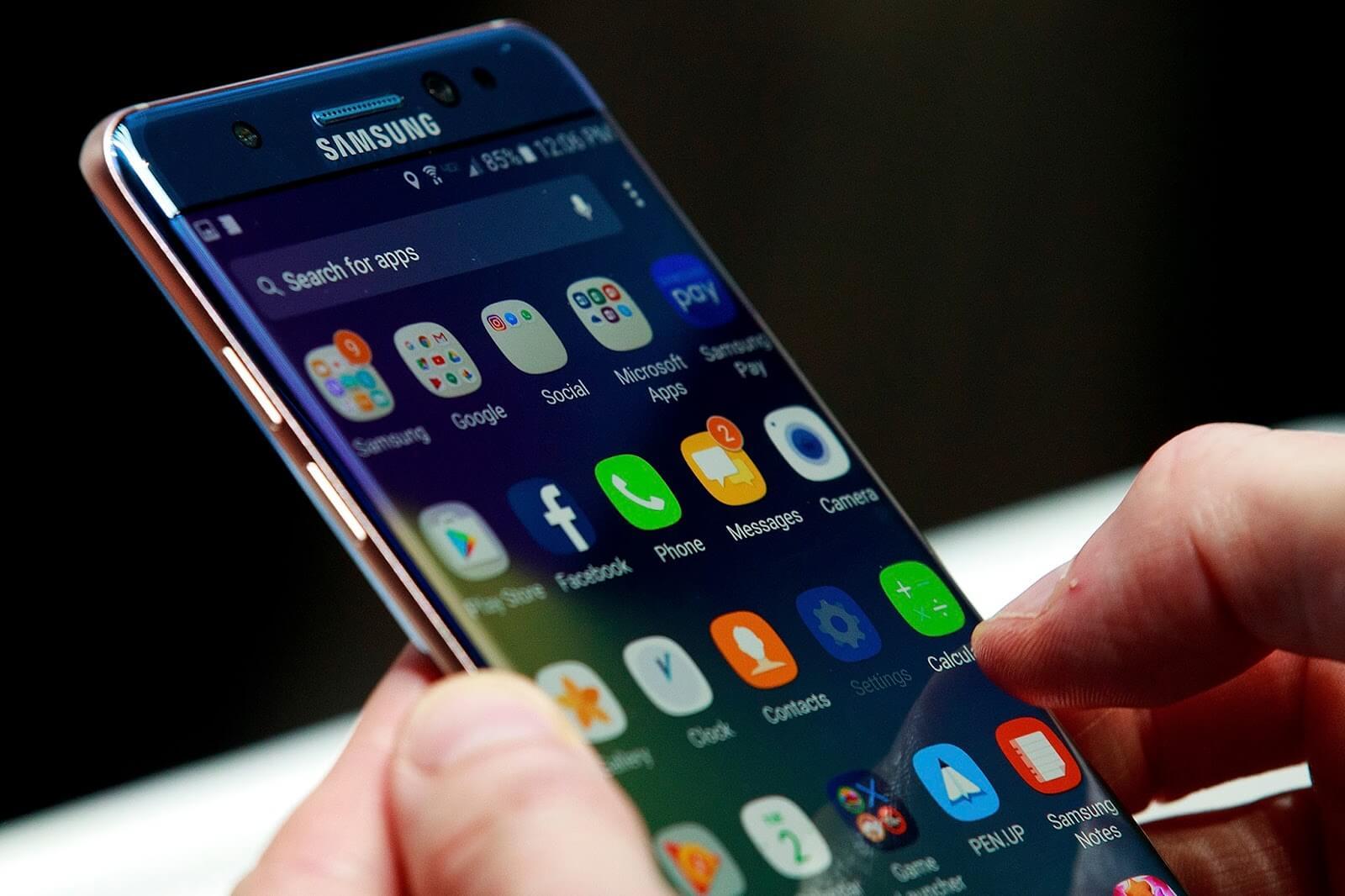 «سامسونج» ترفع حصتها السوقية من مبيعات الهواتف الذكية إلى 26% خلال 2019 - جريدة المال