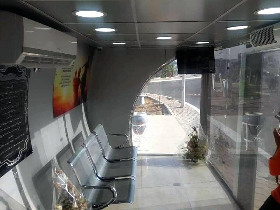 استراحات مكيفة بشوارع شرم الشيخ ضمن مبادرة «أجازتك بوطنك» (صور) - جريدة المال