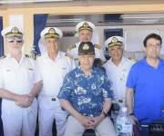 موانئ بورسعيد تستقبل 14 سفينة اليوم الإثنين 12-8-2019