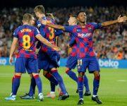 قبل مواجهة دورتموند.. ماذا يفعل برشلونة أمام الفرق الألمانية؟