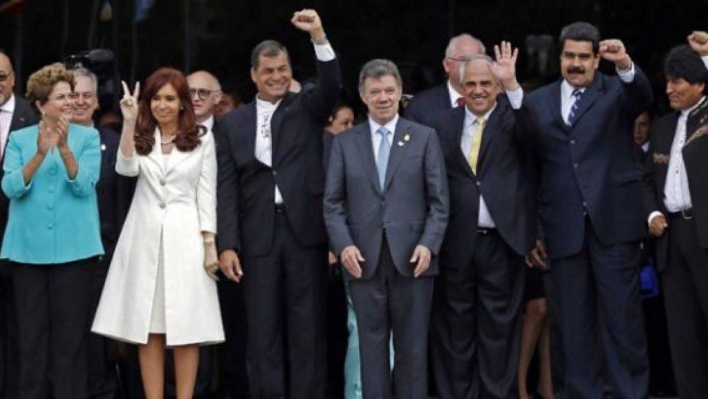 زعماء أمريكا الجنوبية