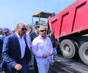 وزارة النقل: انتهاء مشروع طريق «بنها – المنصورة» أكتوبر المقبل