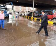 رفع درجة الاستعدادات القصوى لمواجهة السيول والأمطار بالقليوبية