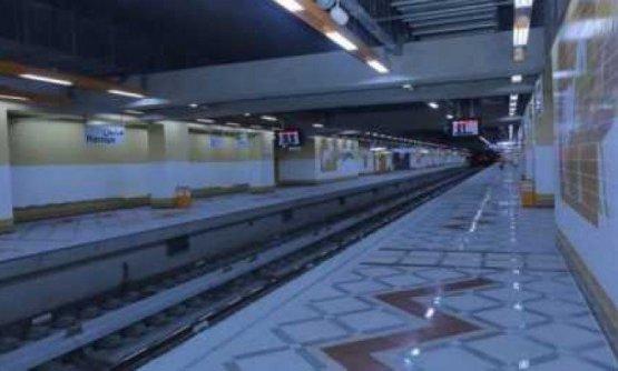 الأكبر في الشرق الأوسط.. افتتاح محطة مترو «هليوبولس» غدا