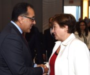 مجلس الوزراء : مصر ليست في حاجة لقروض جديدة مع صندوق النقد